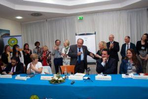 Diritti dei Bambini 0-6 anni. Lancio dell'iniziativa a Roma: i bambini senza latte e al 41 bis